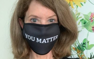 Don't be caught without your You Matter cards and Mask!